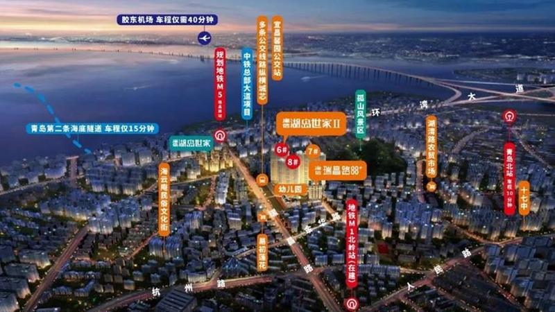 青岛,楼市,一周热盘,融创,万科,青岛新闻网