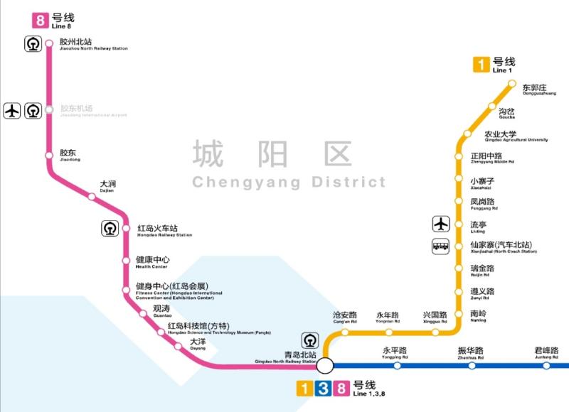 青岛,地铁,地�,城阳,胶州,西海岸,青岛新闻网