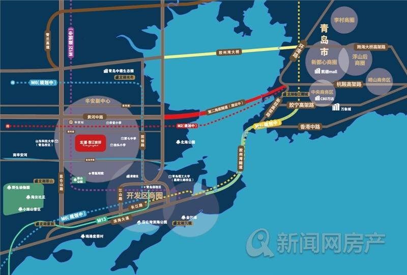 龙湖春江彼岸,西海岸,别墅,青岛新闻网