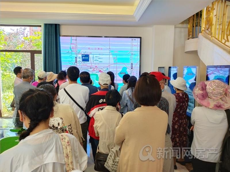 中交春风景里,青岛新闻网房产