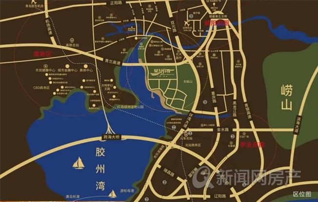 星河湾,商铺,青岛新闻网